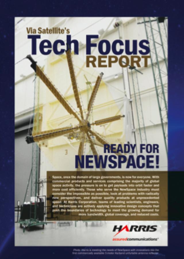 2017 Media Kit - Tech Focus Report | Via Satellite