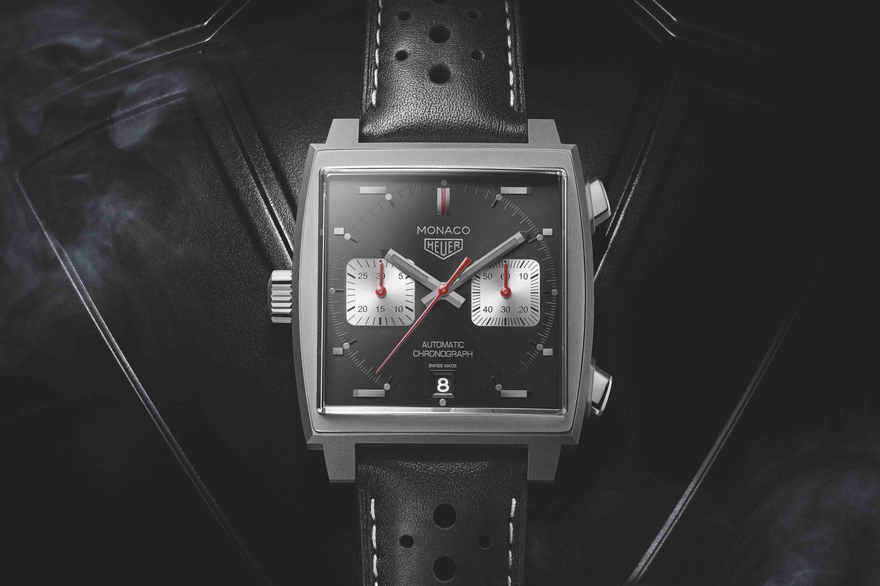 TAG Heuer Debuts Fifth Monaco Anniversary Edition, Plus a Bonus
