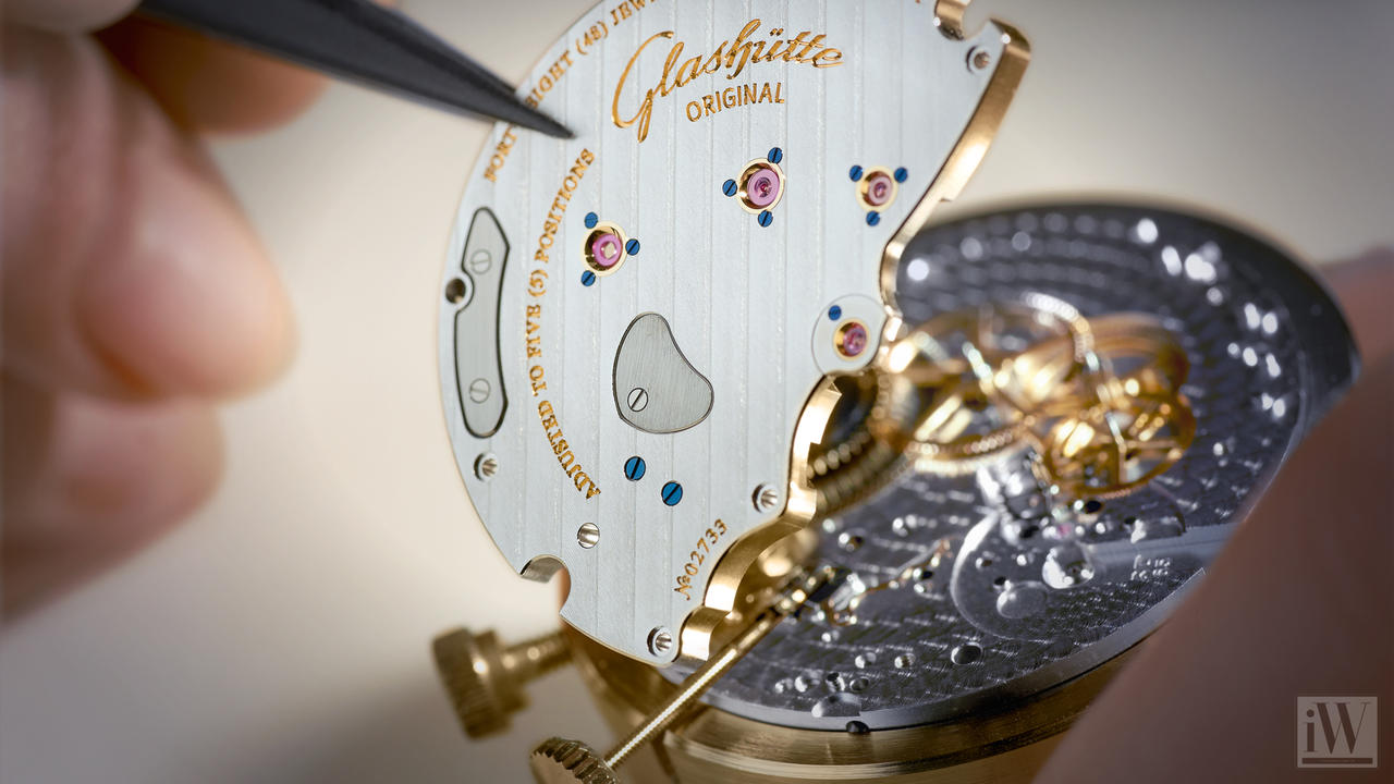 Made in Germany: Inside Glashütte Original