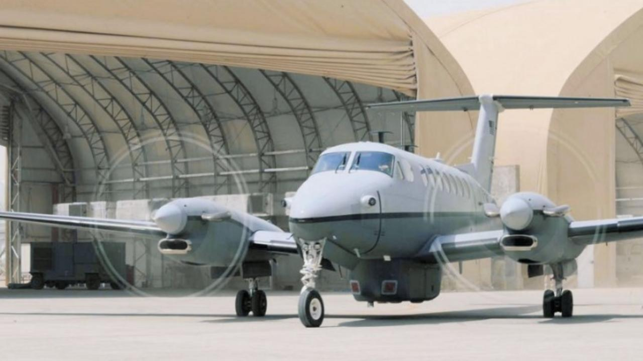 June July 2018 Smart Sensors Expand In Variety Scope Avionics Aviation Knee Key Systems Wiring Diagram The Mc 12w Is A Medium To Low Altitude Twin Engine Turboprop Aircraft Its Primary Mission Providing Intelligence Surveillance And Reconnaissance