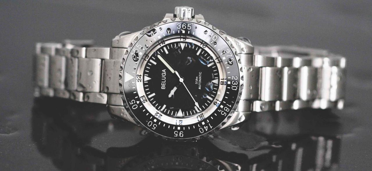 The Beluga Ascent by Manchester Watch Works