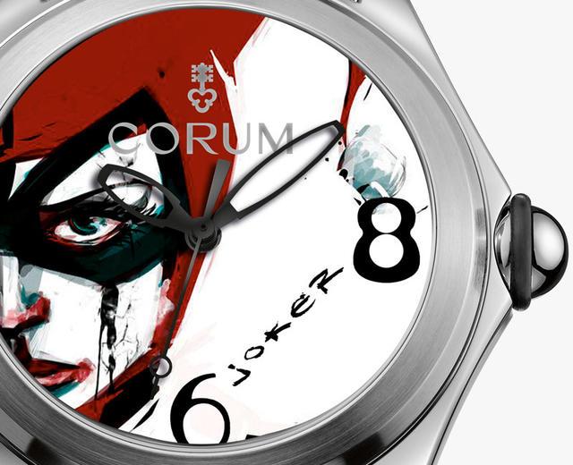 """Watch"" Men: Comic Book Timepieces"