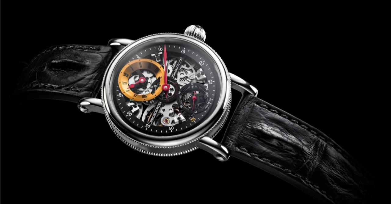 Chronoswiss Flying Grand Regulator Skeleton – Limited Edition 2019