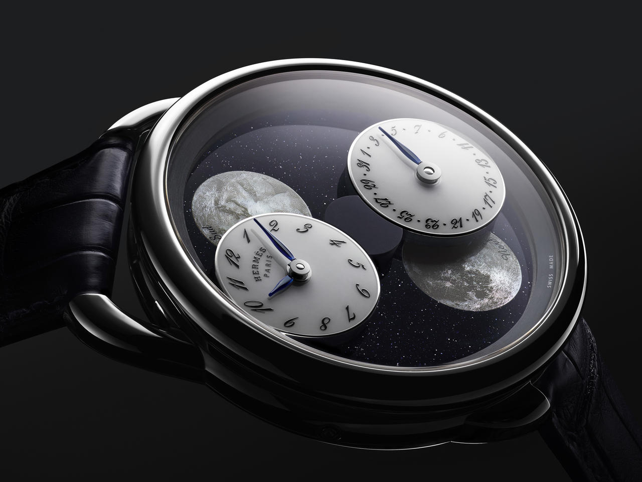 SIHH 2019: Hermès Moon Eclipses the Ordinary