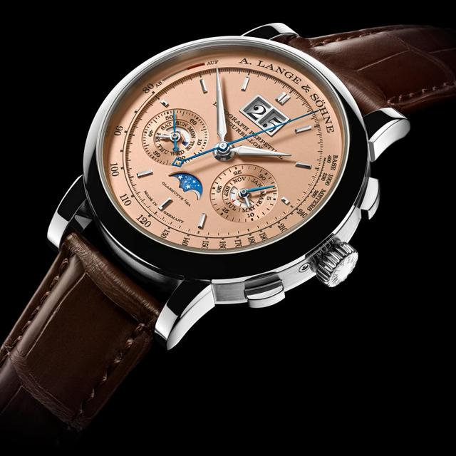 SIHH 2019: A. Lange & Söhne Refines Classic Complications