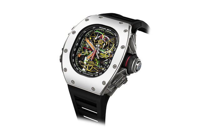 Richard Mille Partners: Airbus and McLaren