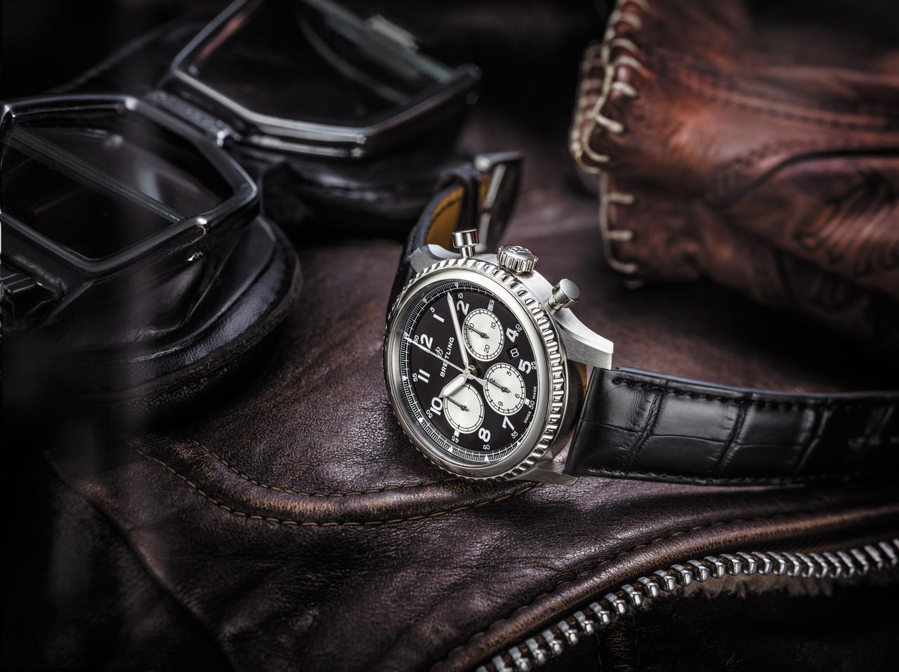 On The Wrist: The Breitling Navitimer 8 B01