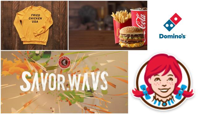 Fast Food Tech Marketing Current By Innovatemap