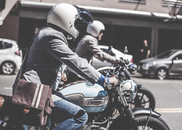 Zenith and the Distinguished Gentleman's Ride
