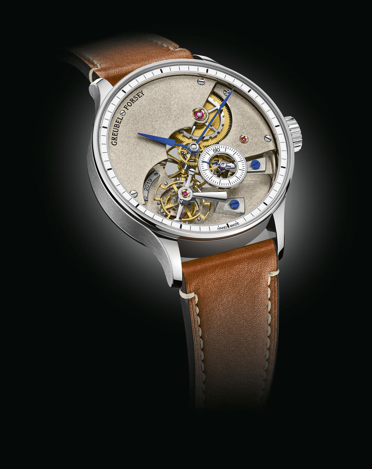 Greubel Forsey Presents Hand Made 1