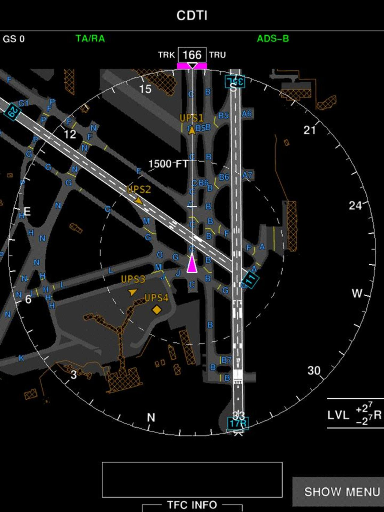 August September 2017 Inside The Next Generation Of Business Jet Gulfstream Wiring Diagrams Acss Saferoute Applications Can Be Displayed On Multifunctional Displaysphoto Courtesy