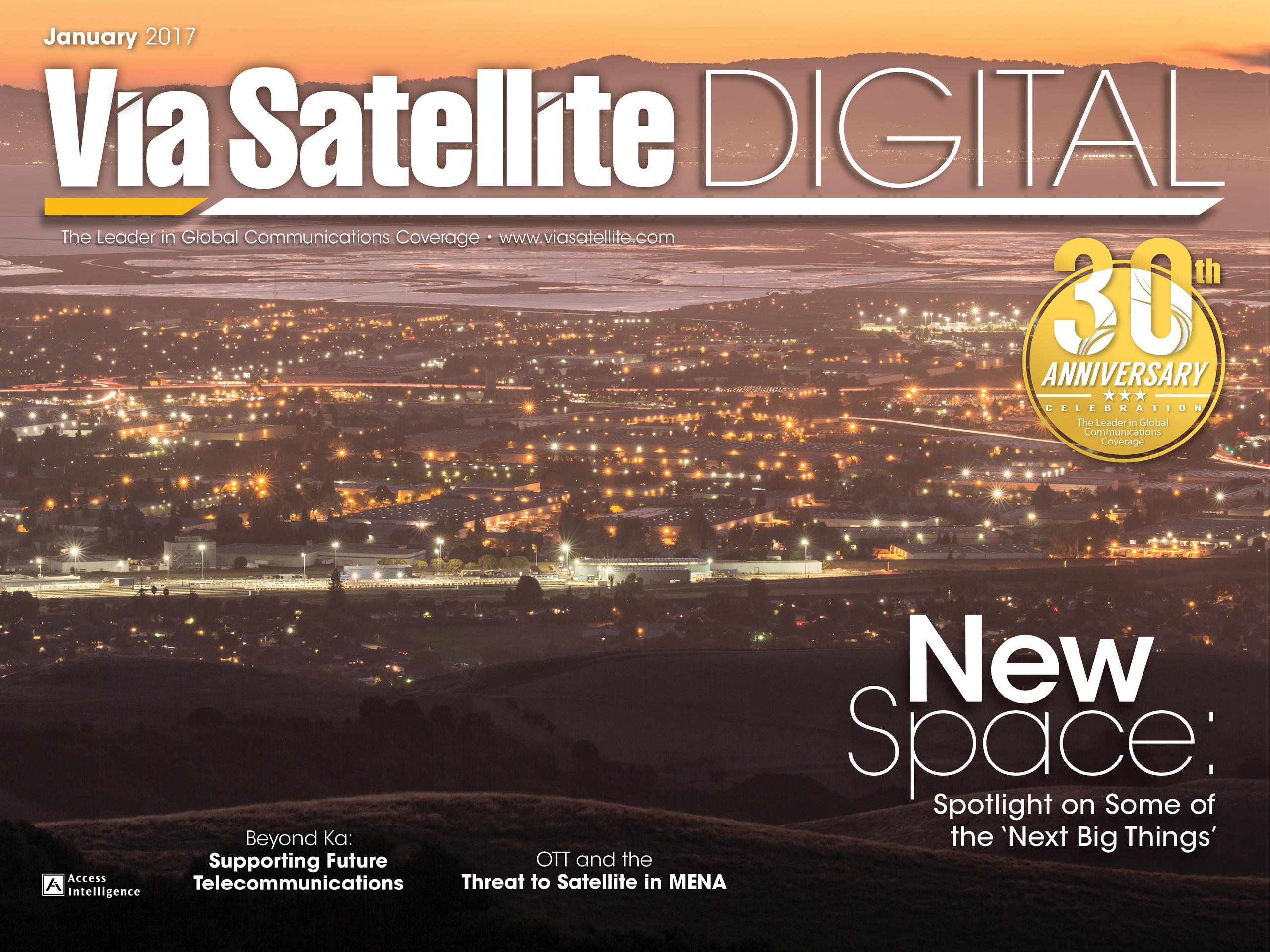 January 2017 - OTT and the Threat to Satellite in MENA | Via Satellite