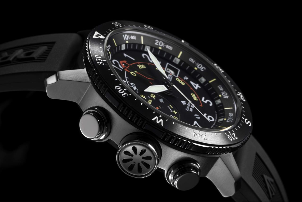 The Citizen Promaster at Sea, on Land and in the Air