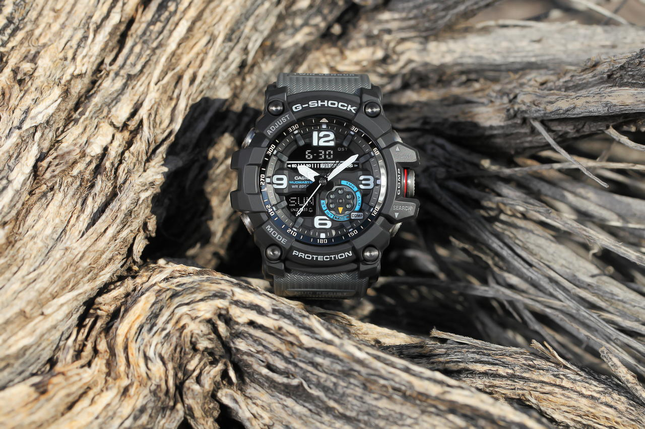G-SHOCK's Newest Watch is Outdoor Tough