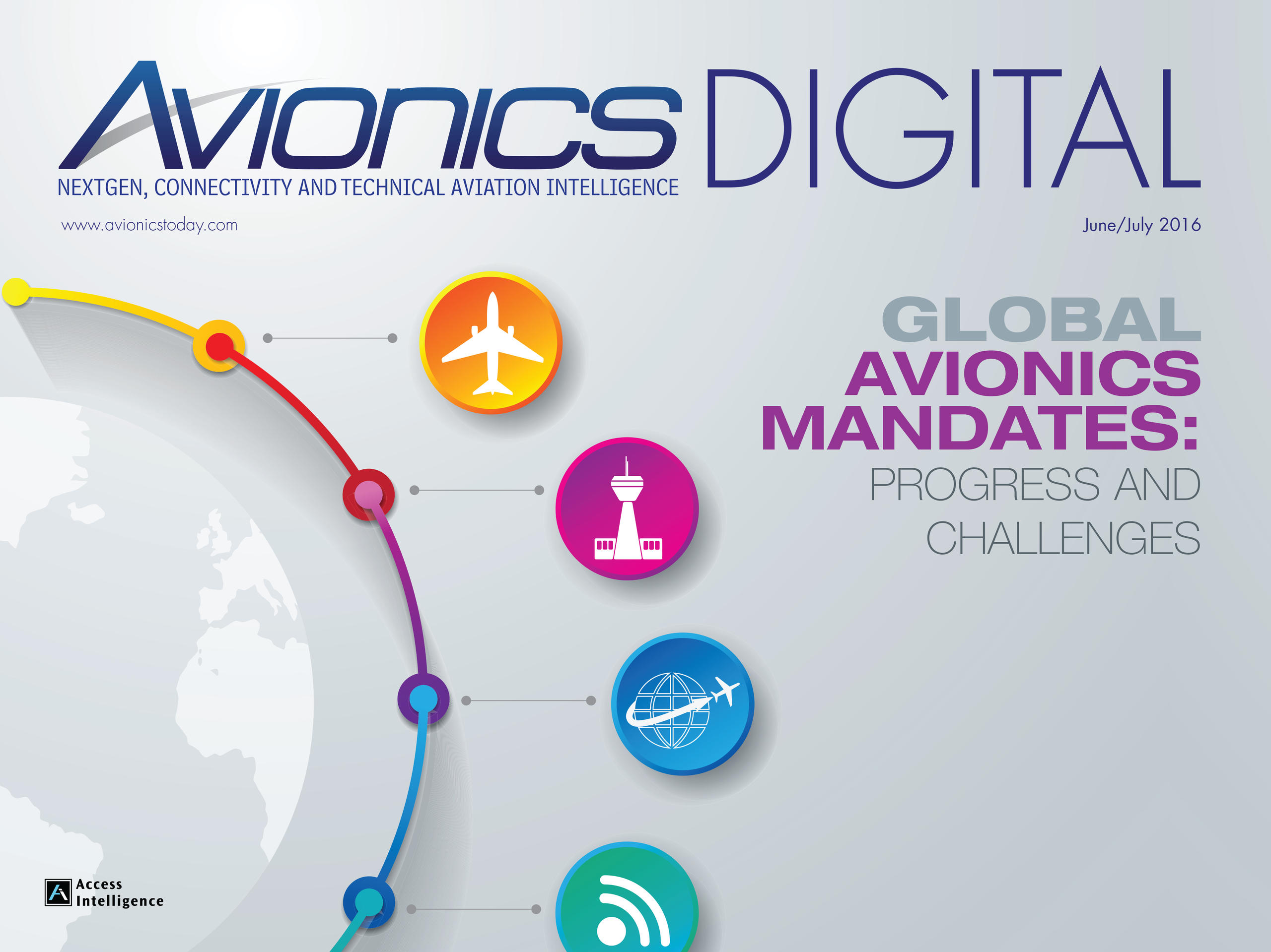 June July 2016 The Aircrafts Place In Iot Revolution Wiring Diagram Symbols Embraer Avionics Digital Edition