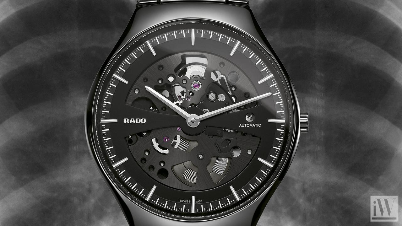 Rado True Thinline Skeleton