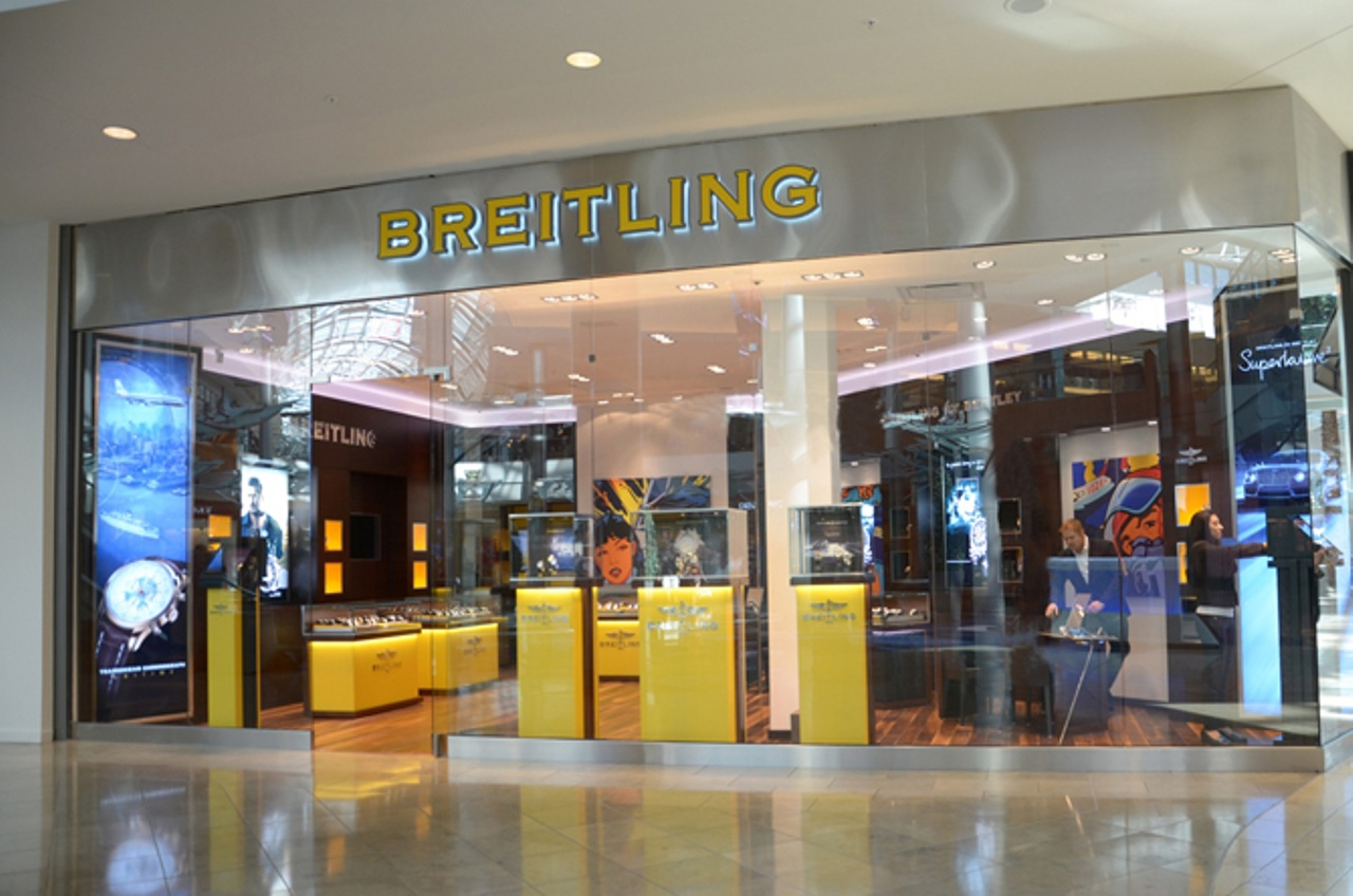 breitling outlet prices 7po7  BREITLING OPENS SECOND FLORIDA BOUTIQUE AS LOCAL TOURISM SOARS  iW Magazine