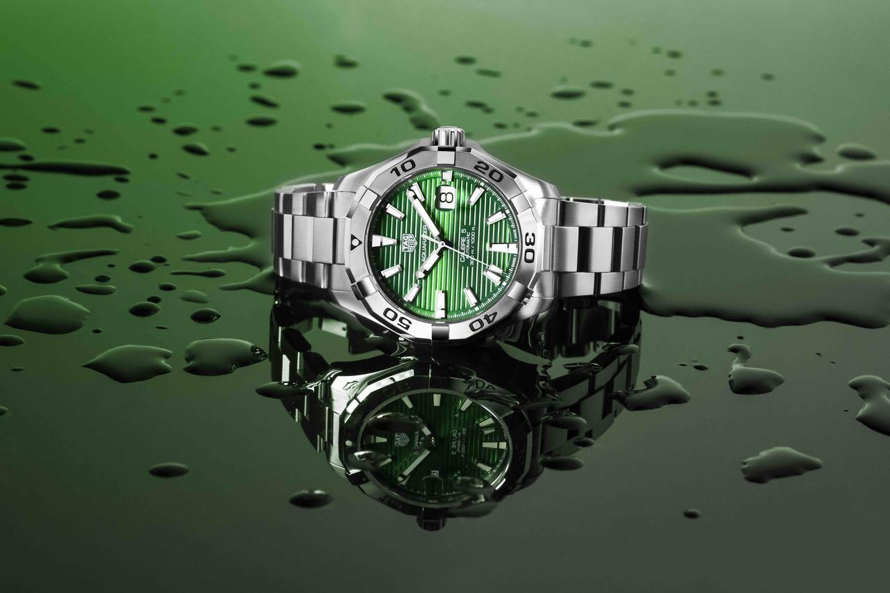 TAG Heuer's New Green Deals