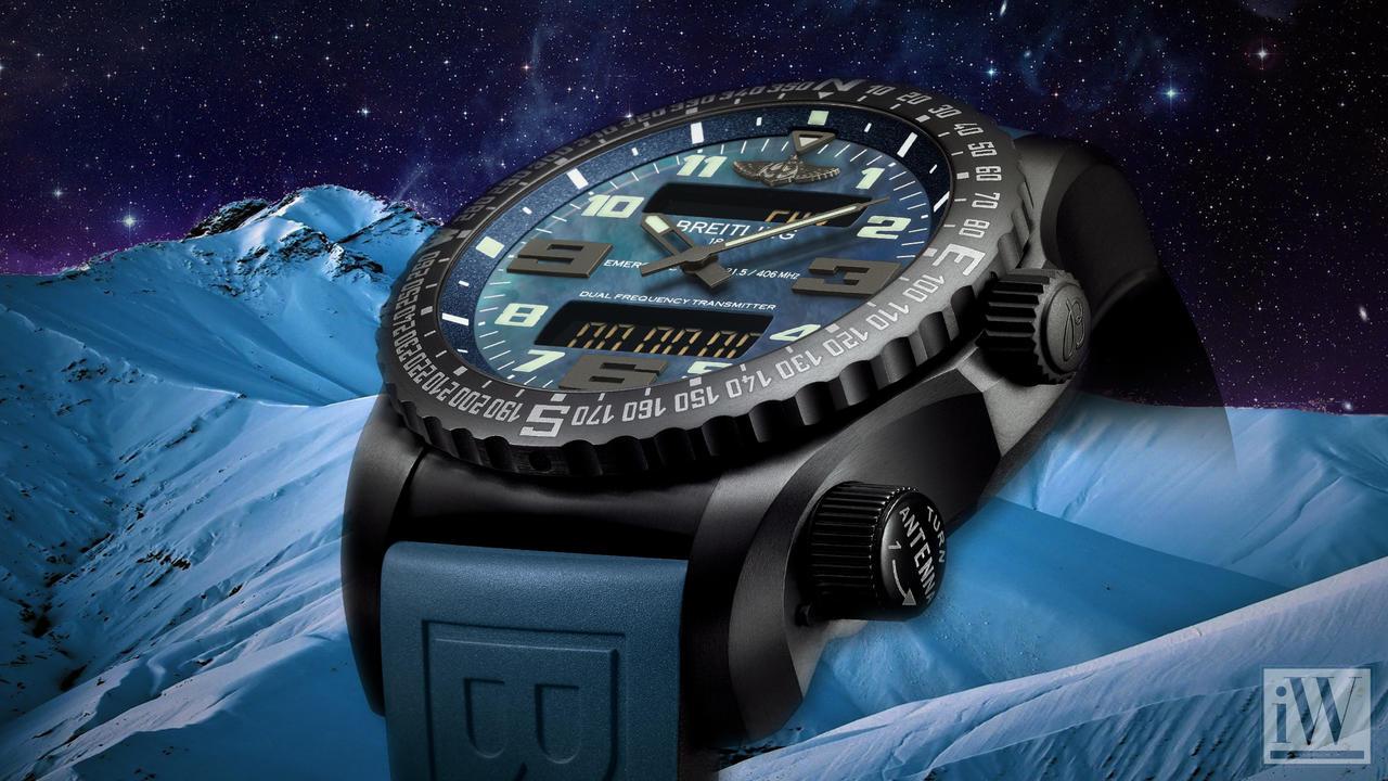 Breitling Updates Crisis Chronometer