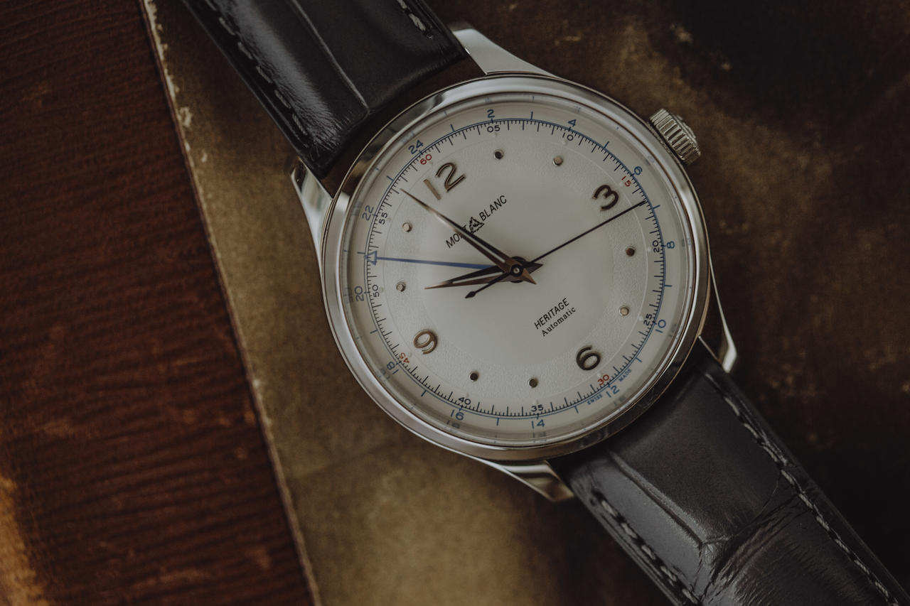 SIHH 2019: Montblanc Heritage Collection Echoes Minerva