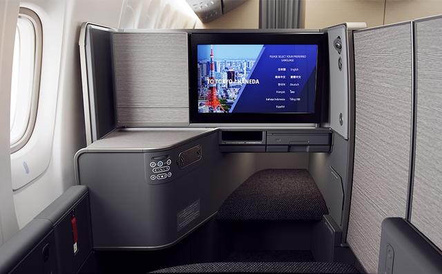 September 2019 - 4K Screens: Coming to an Airplane Seatback