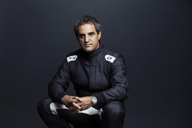 Artisans de Genève Recreates a Rolex with Juan Pablo Montoya