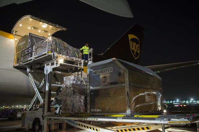 GCA Link April 2018 - UPS Air: Data Analytics for 5 Billion