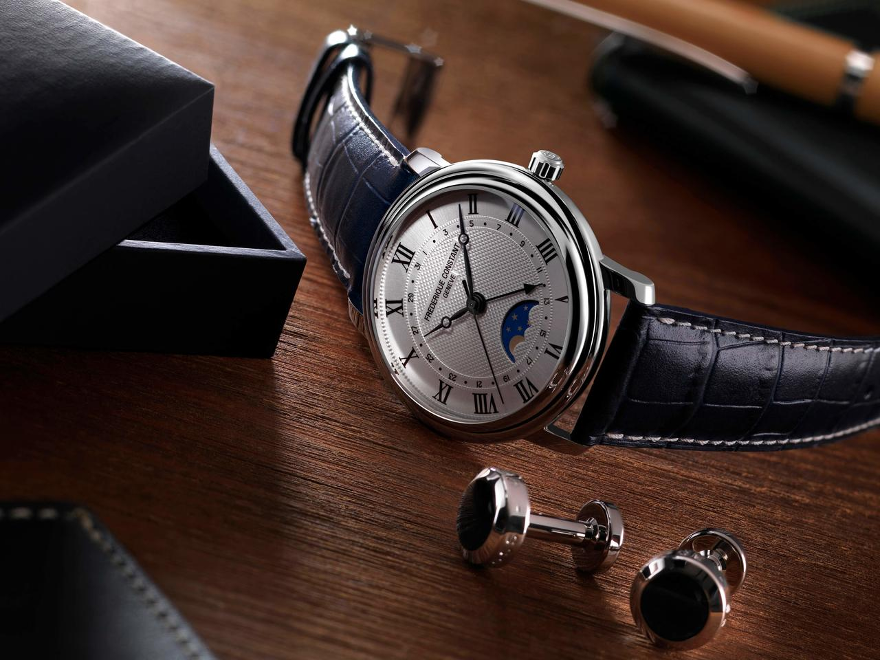Frederique Constant Makes it Easier to Reach for the Moon