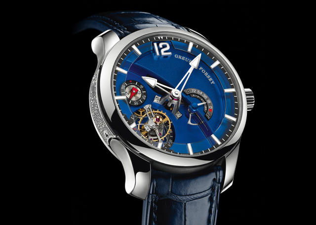 An Interview with Greubel Forsey's Stephen Forsey