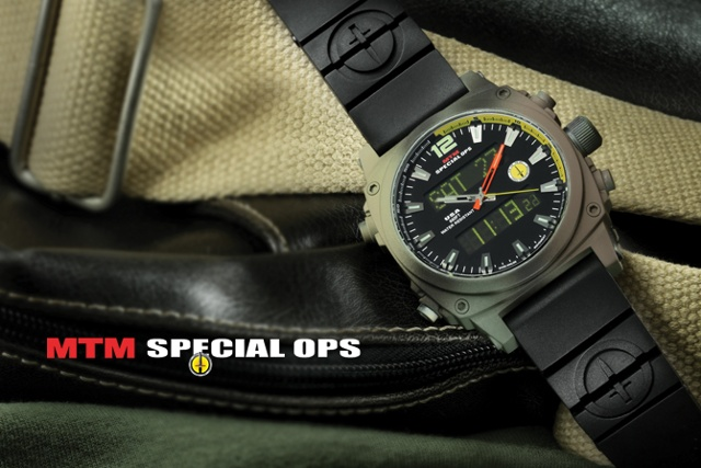 Mtm Introduces Camouflage Air Stryk 2 Tactical Watches
