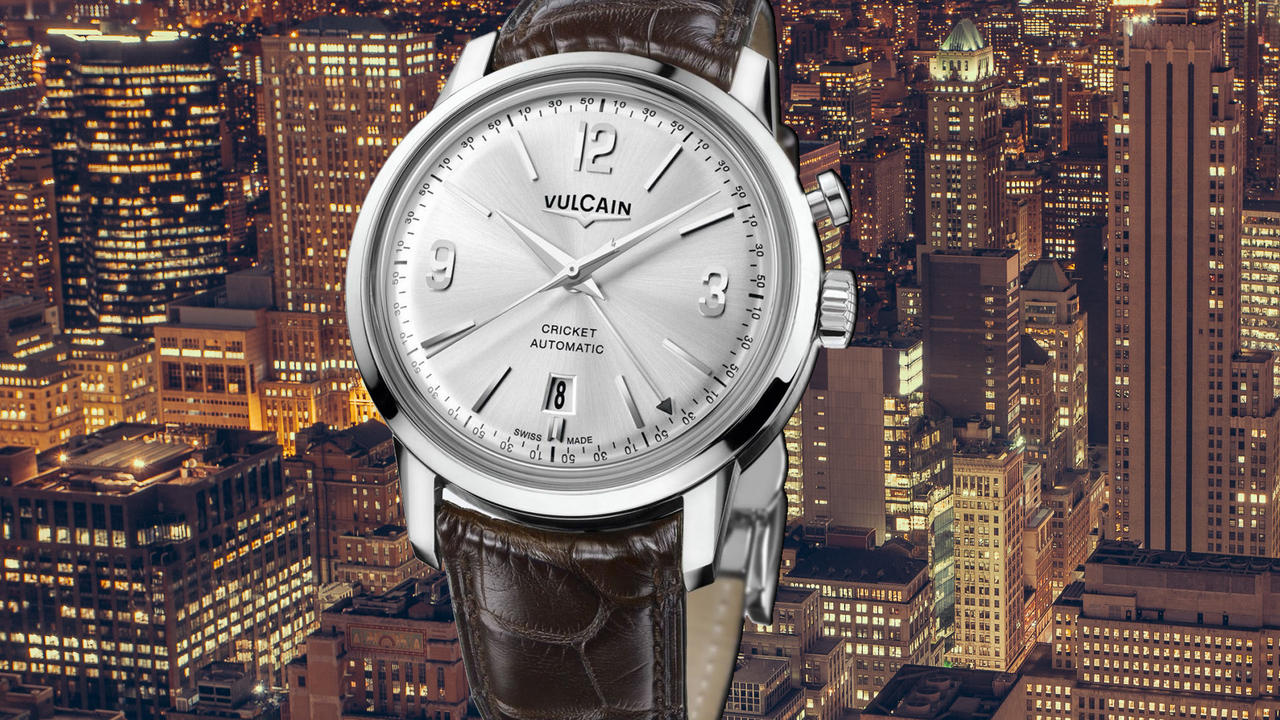 Vulcain 50s Presidents' Watch Automatic