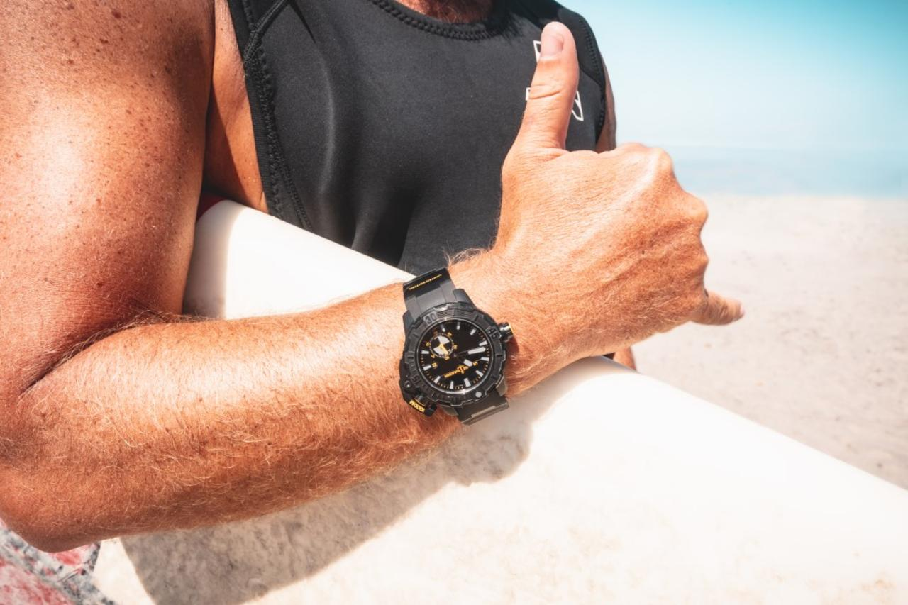 Ulysse Nardin Assists Veterans with New Dive Watch