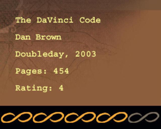 Numbers Symbols Believing In Da Vincis Code Kidspirit
