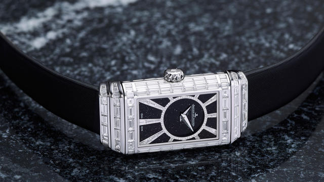 c94132492fb Jaeger-LeCoultre Reverso One High Jewelry