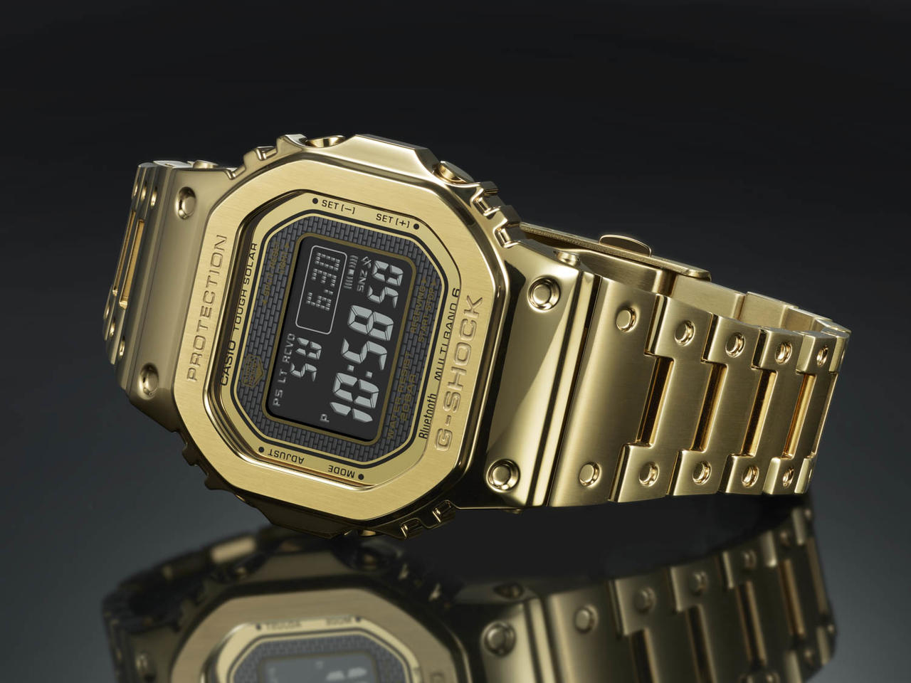 G-SHOCK Updates a Legend