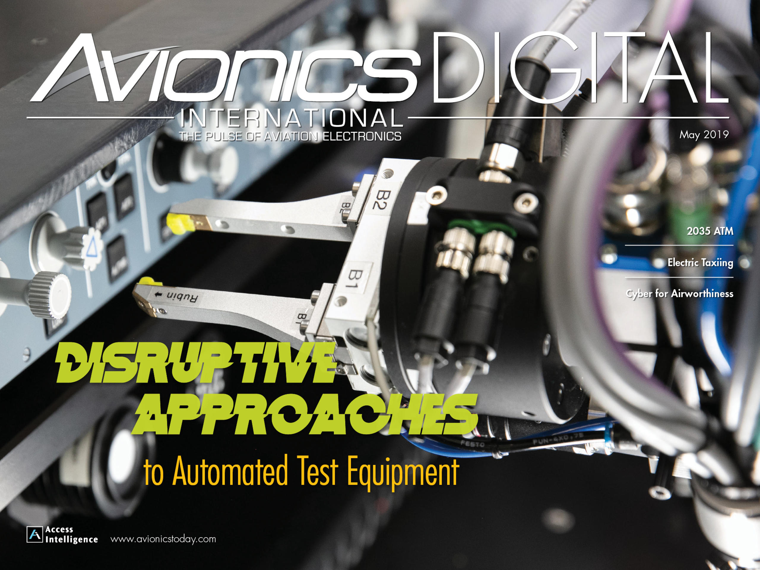May 2019 - Electric Taxiing Systems: Past, Present and the