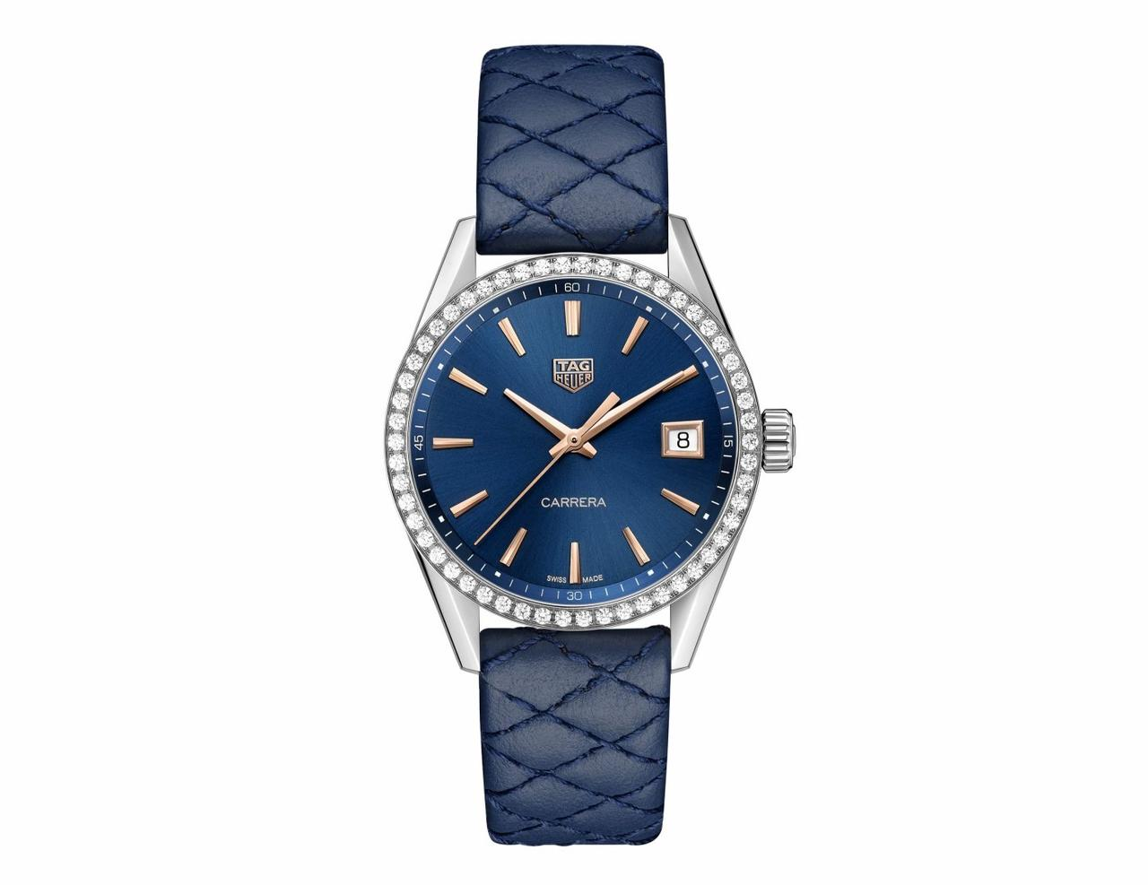 TAG Heuer Updates Carrera Lady