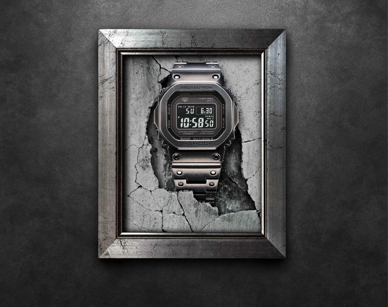 G-SHOCK Ion-Plates its Original