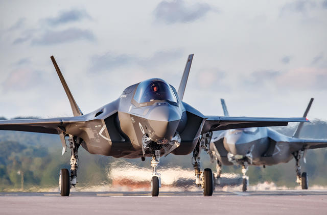 August/September 2018 - F-35: Is The Trillion-Dollar Fighter
