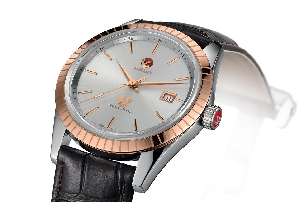Rado Updates its Golden (Sea)Horse