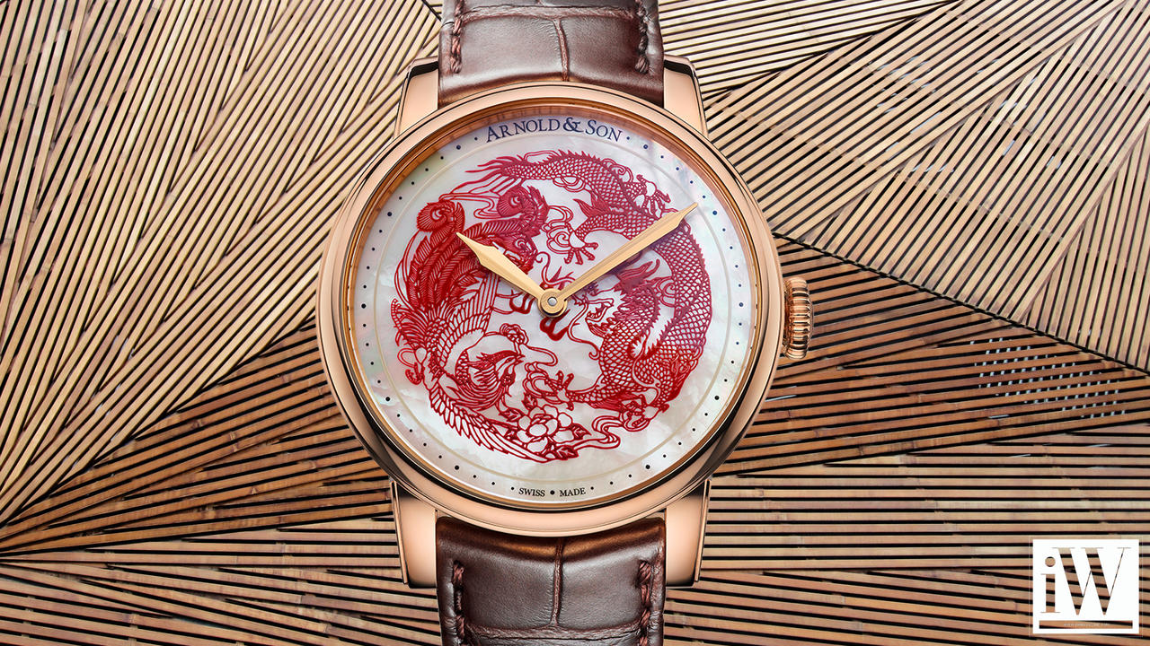Arnold & Son HM Dragon and Fenghuang