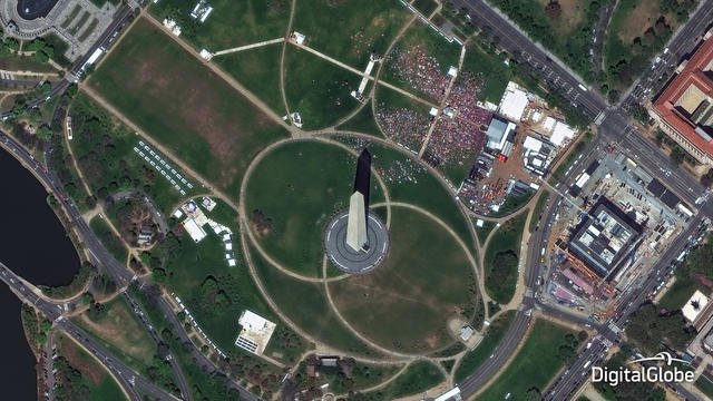 May / June 2017 - Earth Observation to Capture the Mainstream Market
