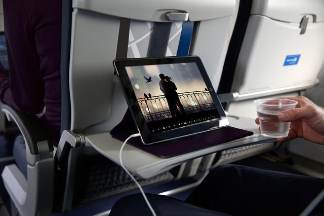 On Demand Cabins The New In Flight Entertainment