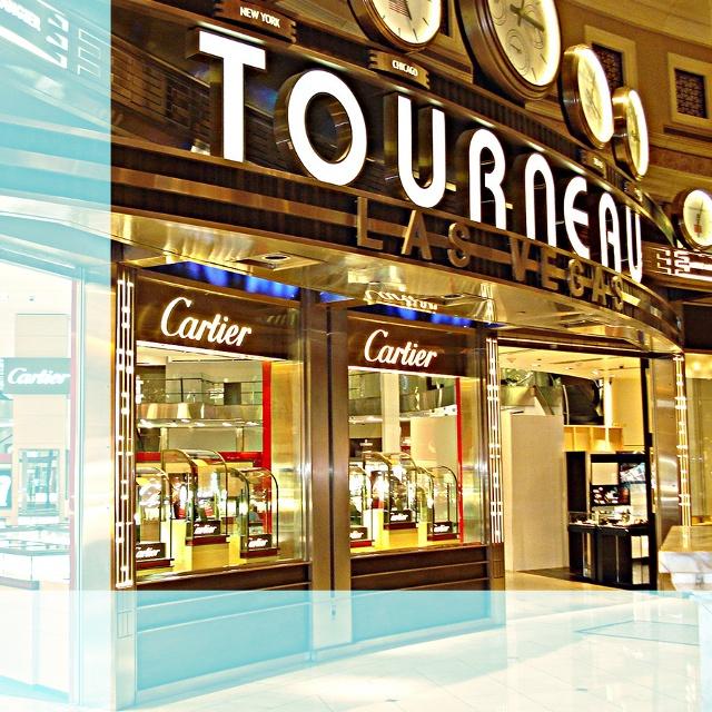 Tourneau Time Dome | iW Magazine