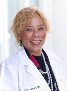 Dorcas Eaves, MD