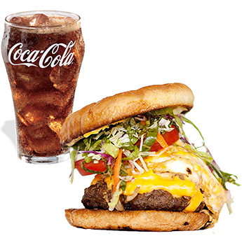 burger coke obesity