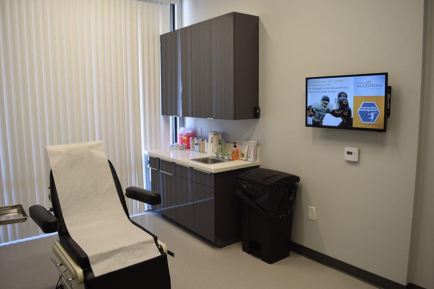web- exam room BP