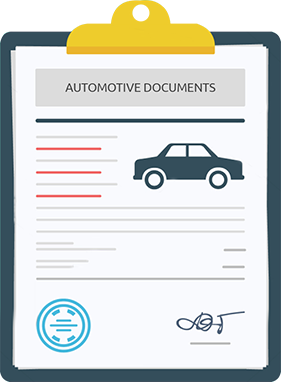 automotive translation services document image