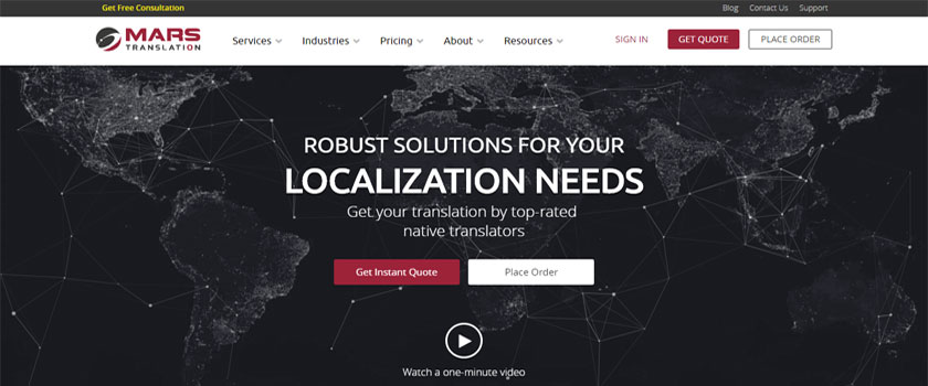 10 Most Successful Translation Services Companies [2019]   Mars