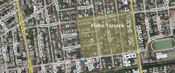 Fiske Terrace